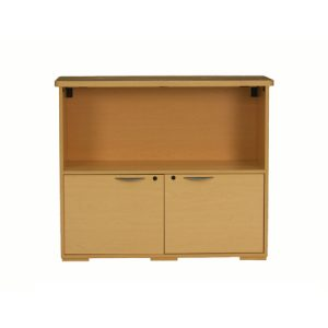 BT407 Information Counter Front Maple