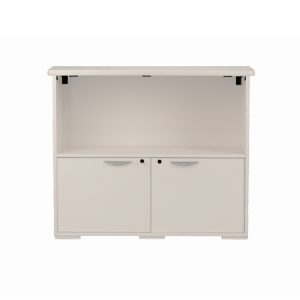 BT407 Information Counter Front White