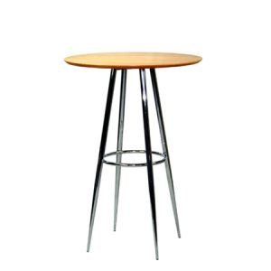 "BRAVO BAR TABLE 30""RND"