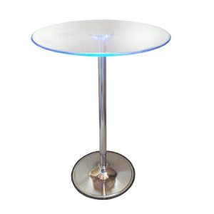 BT415 LED Bar Table 28RND Various Colors