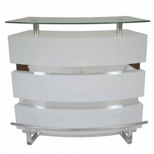 BT510 Daytona Bar Front White