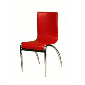 CH104 Emma Chair Red