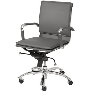 CO502 Garret Midback Chair Gray