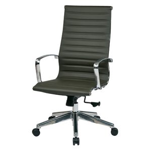 CO515 Otto High Back Chair Gray
