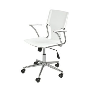 CO517 Terry Office Chair White