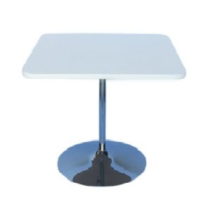 CT204-30 30SQ Tulip Table White