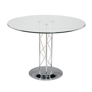 "TRAVE TABLE 36""RND"