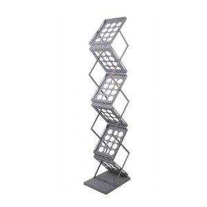 ZEDUP 6 POCKET LIT RACK