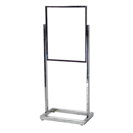 SIGN HOLDER (HOLDS SIGN 22W X 28H X 1/4 THICK)
