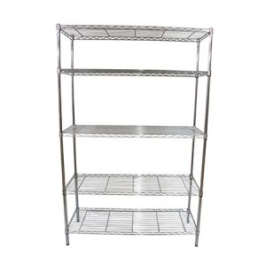 5-TIER FREE STANDING SHELVING