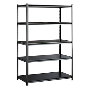 5-TIER HD FREE STANDING SHELVING