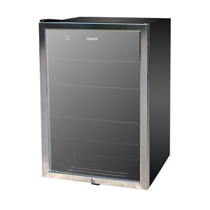 BEVERAGE REFRIGERATOR DISPLAY FRONT