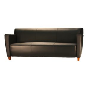 COOK LEATHER SOFA
