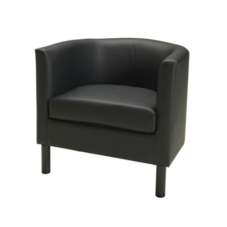 SOLSTA LEATHER CHAIR