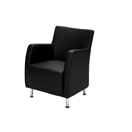 NATALIE LEATHER CHAIR