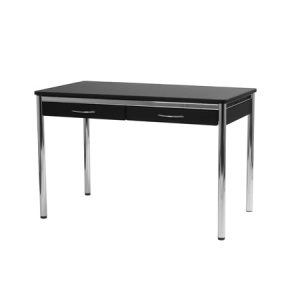 OF611 Laurence Desk Black