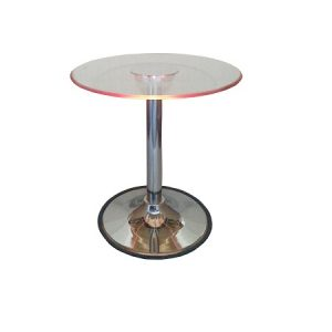 OT836 LED End Table 20 Rnd
