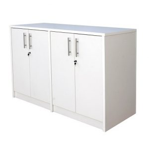 BT410 Reception Counter Front White