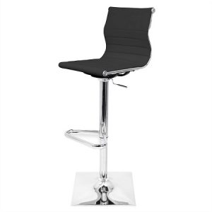 BS120 Otto Bar Stool Black