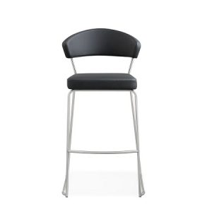 BS215 Drake Bar Stool Black