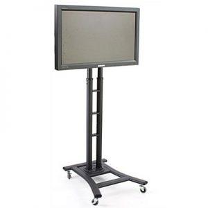 AV200 TV Stand Free Standing Black