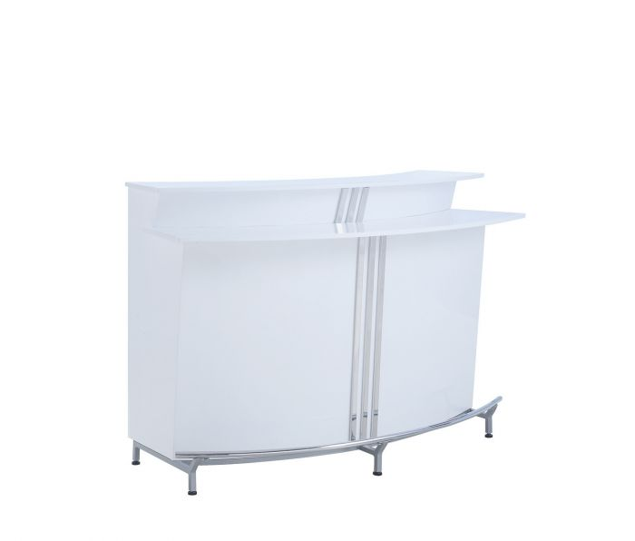 BT511 Reid Bar Front White