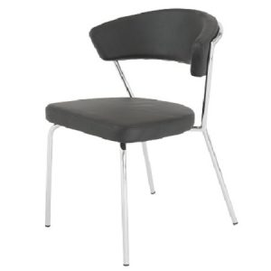 CH115 Euro Chair Black