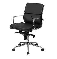 CO518 Kenny Midback Exec Chair Black