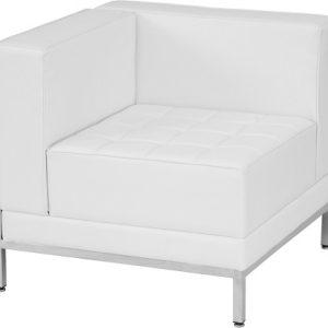 LG939 Miami Left Corner White & Chrome